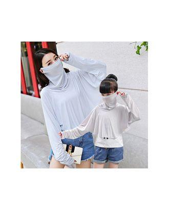 Выкройка: блуза с маской арт. ВКК-2334-1-ВП0121