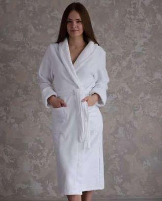 Выкройка: махровый халат арт. ВКК-2221-1-ВП0078