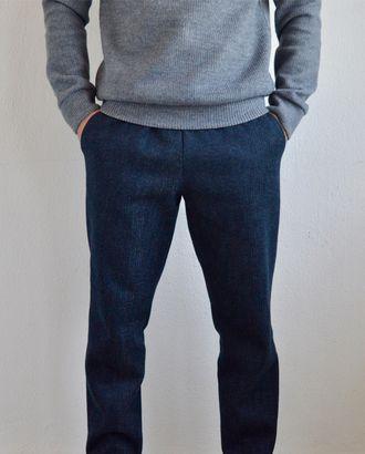Выкройка: брюки арт. ВКК-2196-1-ВП0066
