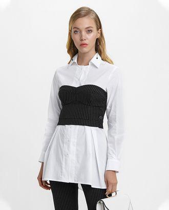 Выкройка: блузка + корсет № 453 арт. ВКК-2554-1-ВП0306