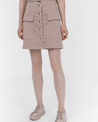 Выкройка юбки № 175 арт. ВКК-126-2-В00114