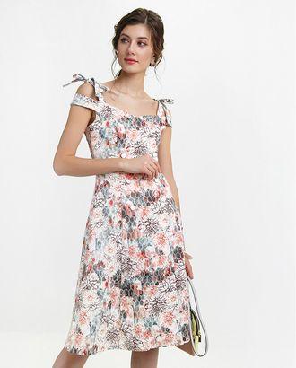Выкройка: платье № 395 арт. ВКК-2345-1-ВП0122