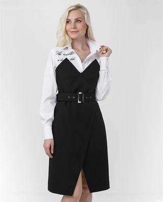 Выкройка: платье №400 арт. ВКК-2385-1-ВП0126