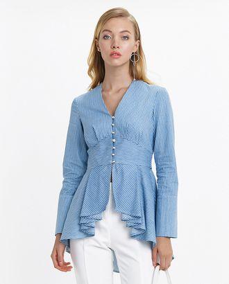 Выкройка: блузка-рубашка № 407 арт. ВКК-2427-1-ВП0191