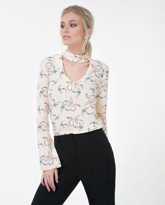 Выкройка: блузка № 444 арт. ВКК-2463-1-ВП0228