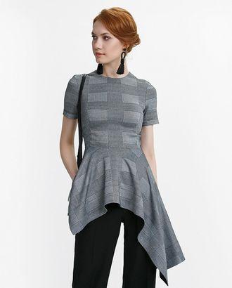 Выкройка: блузка № 308 арт. ВКК-2511-1-ВП0256