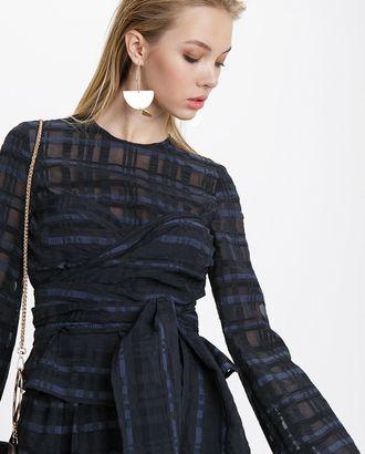 Выкройка: блузка № 483 арт. ВКК-2530-1-ВП0294