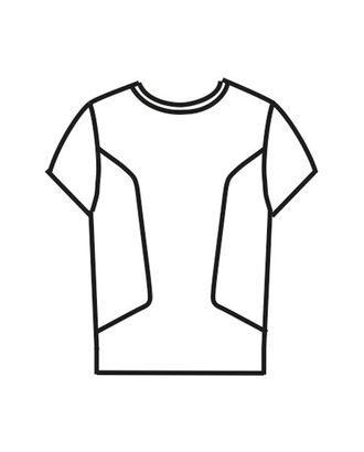 Выкройка: футболка Т-1939 арт. ВКК-2317-1-ВП0106