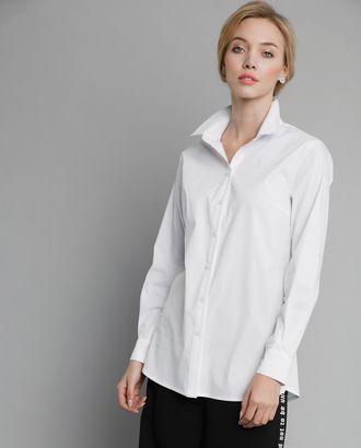 Выкройка рубашки № 275 арт. ВКК-2130-1-В00153