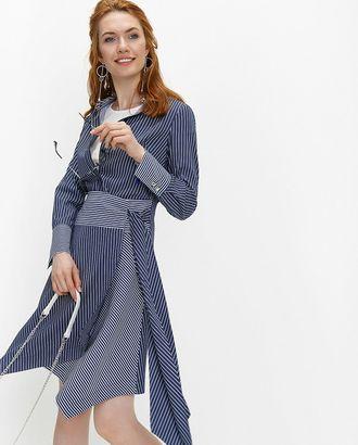 Выкройка: платье-рубашка №514 арт. ВКК-2408-1-ВП0173
