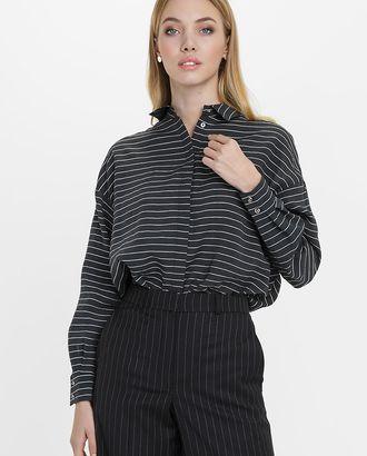 Выкройка блузки-рубашки № 278 арт. ВКК-2139-1-В00156