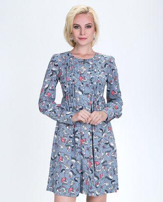 Выкройка: платье № 376 арт. ВКК-2290-1-В00232