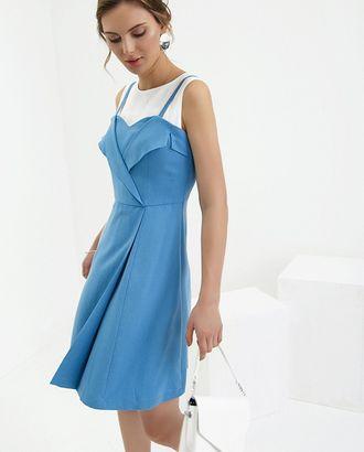 Выкройка: платье с имитацией сарафана №511 арт. ВКК-2406-1-ВП0172