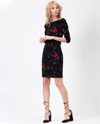 Выкройка: платье № 295 арт. ВКК-2476-1-ВП0242