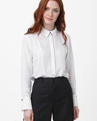 Выкройка блузки-рубашки № 282 арт. ВКК-2145-1-В00160