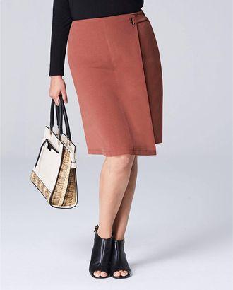 Выкройка: юбка с запахом арт. ВКК-2519-1-ВП0289