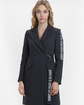 Выкройка платья-жакета № 288 арт. ВКК-2149-1-В00166