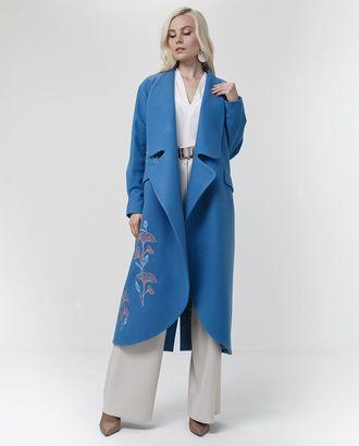 Выкройка: пальто № 347 арт. ВКК-2261-1-В00211
