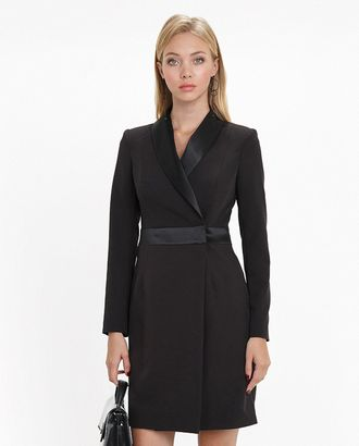 Выкройка: платье-пиджак № 312 арт. ВКК-2220-1-В00182