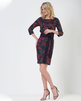 Выкройка: Платье № 296 арт. ВКК-2479-1-ВП0243