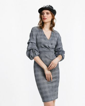 Выкройка: Платье № 300 арт. ВКК-2481-1-ВП0245