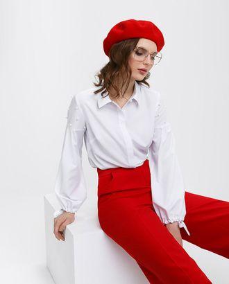 Выкройка: блузка-рубашка № 445 арт. ВКК-2465-1-ВП0229