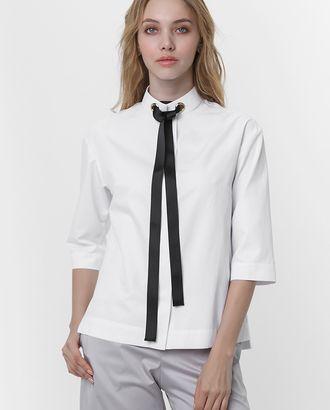 Выкройка блузки-рубашки № 281 арт. ВКК-2144-1-В00159