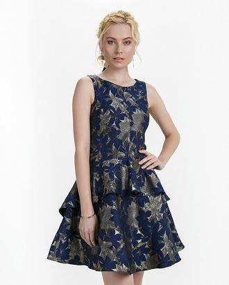 Выкройка: платье № 332 арт. ВКК-2234-1-В00189