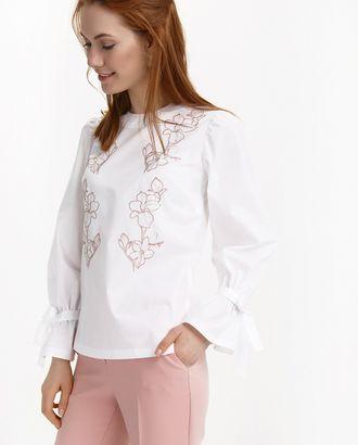 Выкройка: блузка № 458 арт. ВКК-2558-1-ВП0309