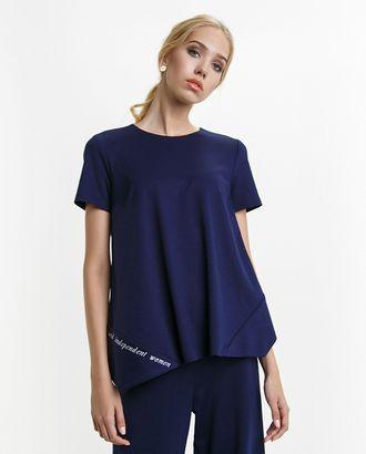 Выкройка: блузка № 309 арт. ВКК-2512-1-ВП0257