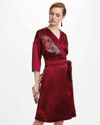 Выкройка: платье–кимоно №383 арт. ВКК-2297-1-В00239