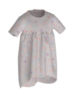Выкройка: платье G_005 арт. ВКК-2401-1-ВП0167