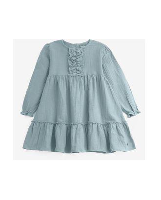 Выкройка: платье с рюшем арт. ВКК-2354-1-ВП0139