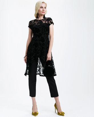 Выкройка: блузка – туника № 324 арт. ВКК-2210-1-В00172