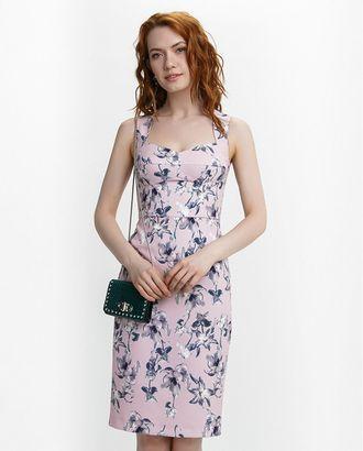 Выкройка: платье №502 арт. ВКК-2386-1-ВП0127