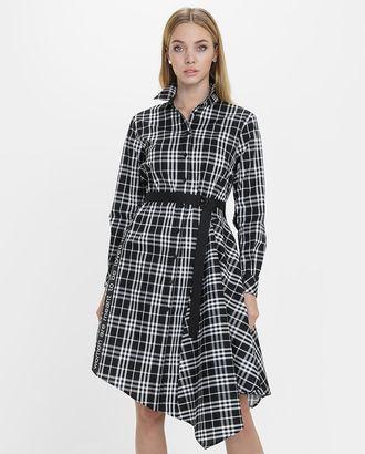 Выкройка платья № 292 арт. ВКК-2154-1-В00170