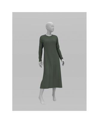 Выкройка: платье Амина арт. ВКК-2506-17-ВП0278