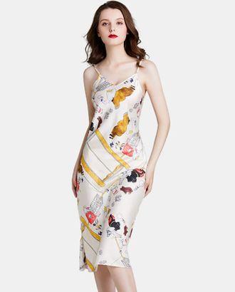 Выкройка: платье-комбинация арт. ВКК-2399-1-ВП0166