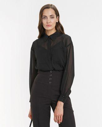 Выкройка блузы-рубашки № 248 арт. ВКК-2126-1-В00143