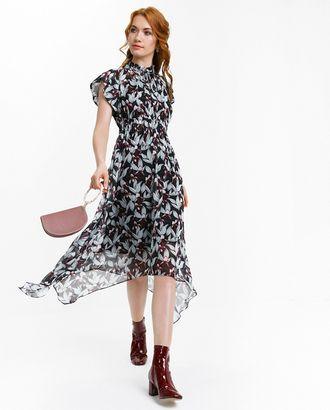 Выкройка: платье №382 арт. ВКК-2296-1-В00238