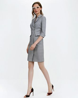 Выкройка: платье-пальто № 389 арт. ВКК-2337-1-В00245