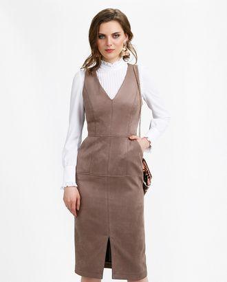 Выкройка: платье №386 арт. ВКК-2300-1-В00242