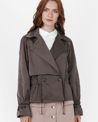 Выкройка жакета-куртки № 249 арт. ВКК-2112-1-В00139