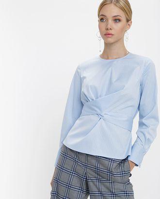 Выкройка: блузка-рубашка № 416 арт. ВКК-2434-1-ВП0199