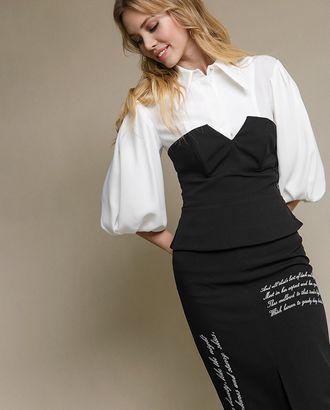 Выкройка: блузка-корсет № 280 арт. ВКК-2421-1-ВП0187