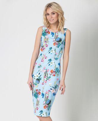 Выкройка: платье № 381 арт. ВКК-2295-1-В00237