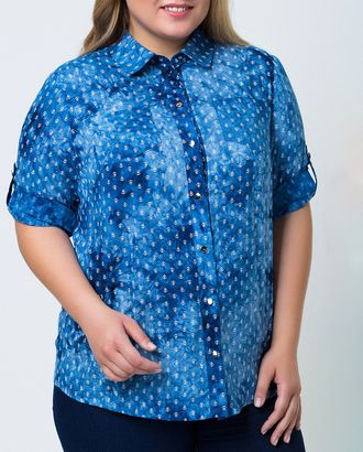 Выкройка: блузка №454 арт. ВКК-2419-1-ВП0185