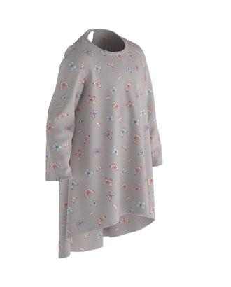 Выкройка: платье G_002 арт. ВКК-2375-1-ВП0151