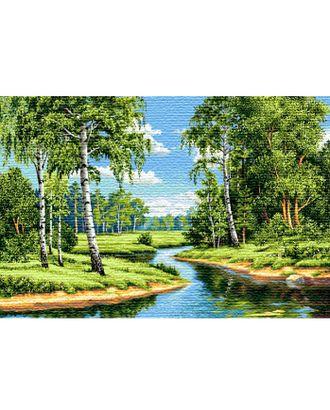 Березы у воды (купон гобеленовый) арт. КГ-24-1-1614.016