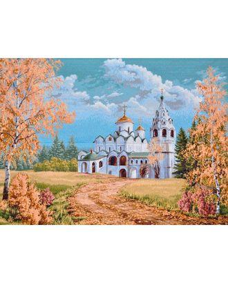 Дорога к храму (купон гобеленовый) арт. КГ-30-1-1614.023